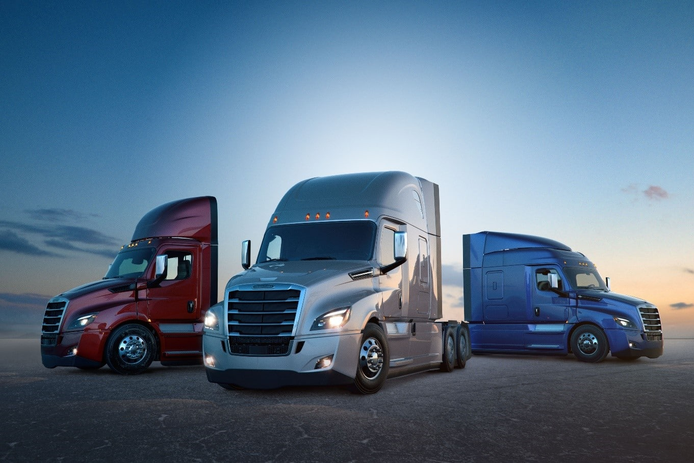 Daimler Trucks North America Launches Inaugural NACV Show with Innovative Vehicle Lineup ...