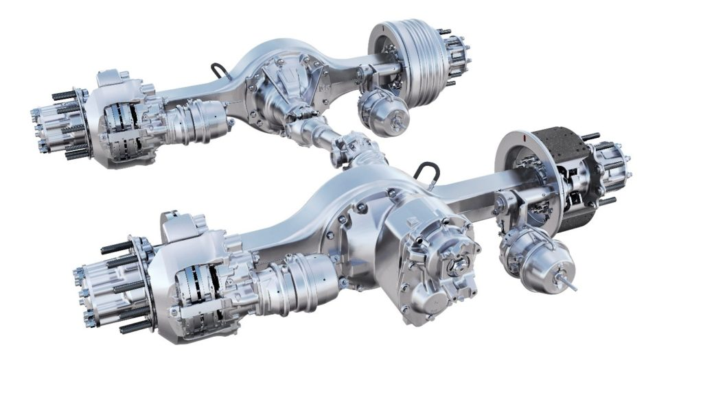 Meritor Drive Axle Parts : Run with the leader meritor introduces new axle products