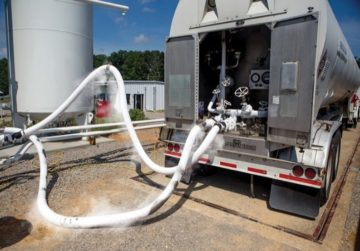 Pivotal LNG provides flexible supply of liquefied natural gas