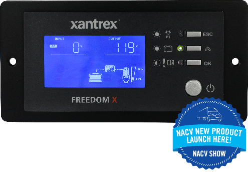More Surge Power With The Xantrex Freedom X Sine Wave