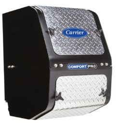 Carrier-Manufactured ComfortPro® Diesel Auxiliary Power Units Now Available for Trucking Applications