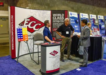 New products from the industry's most reliable fastener manufacturer and distributor ECC