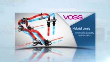 Solenoid Valves and Fuel & Coolant Lines by VOSS